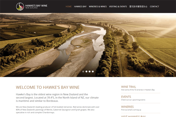 Hawke's Bay Wine